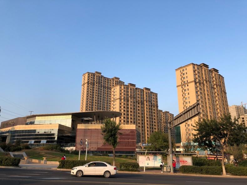 青岛小区盘点-洛阳路