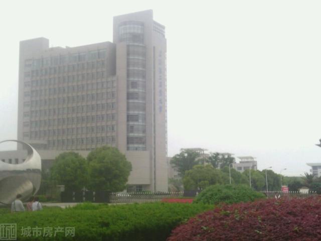 上海第二工业大学图片 浦东新区