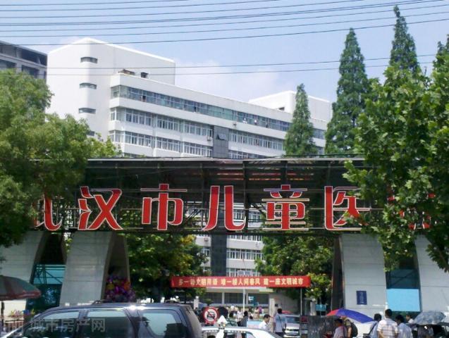 武汉市儿童医院图片